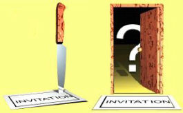 Invitation To Murder and Invitation To Mystery