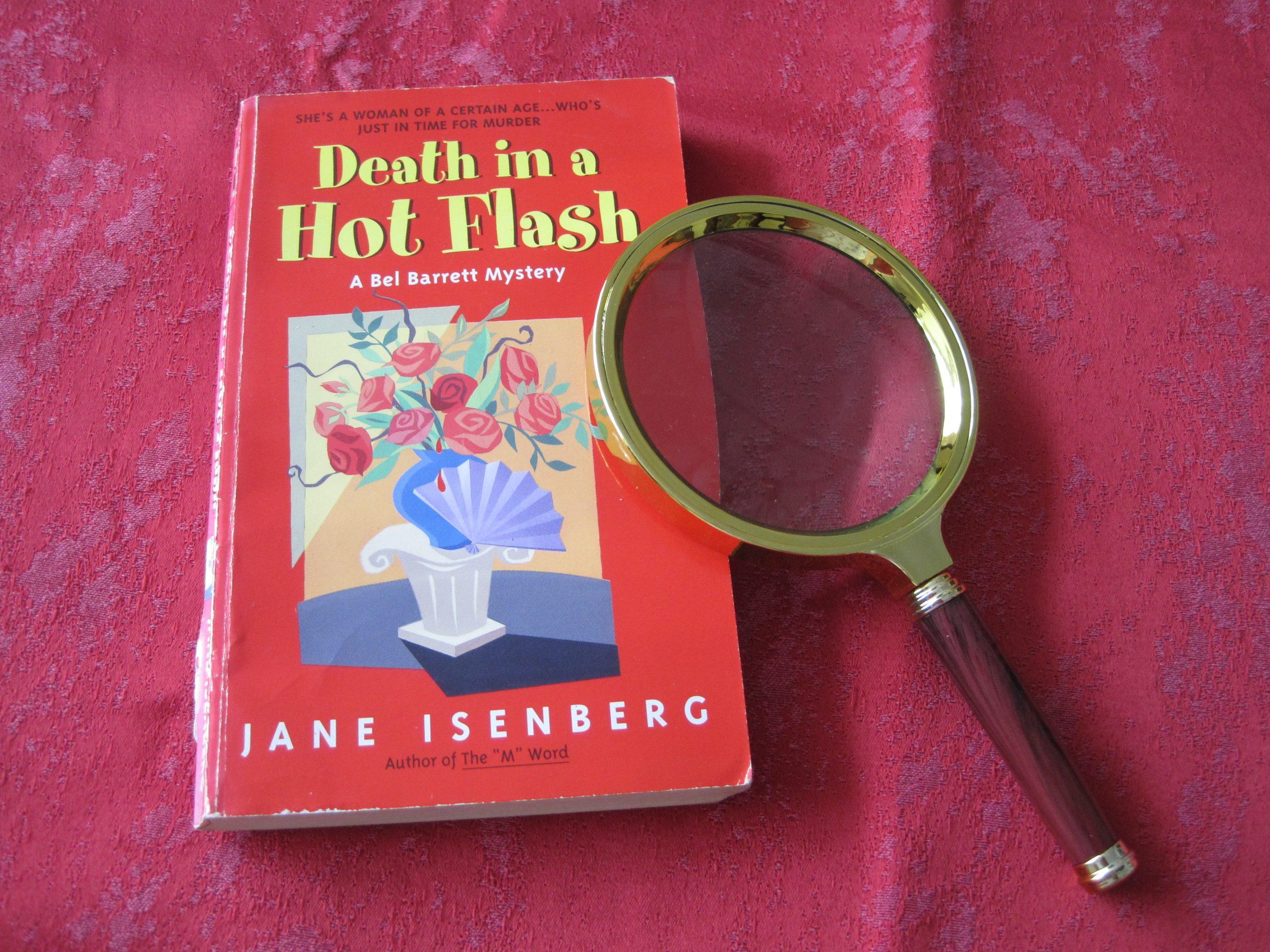 Death in a Hot Flash - photo by Juliamaud