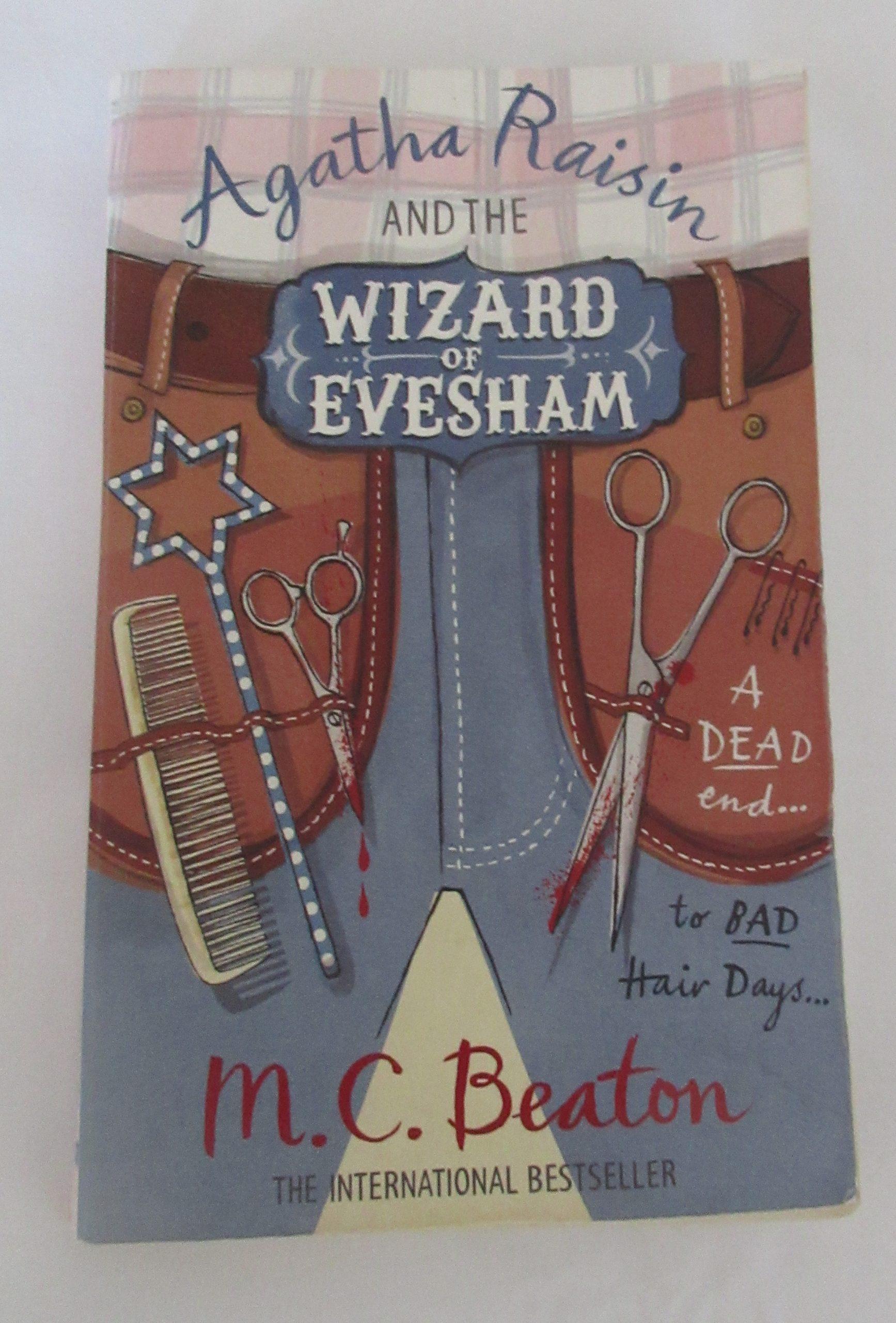 Agatha Raisin and The Wizard of Evesham - photo by Juliamaud