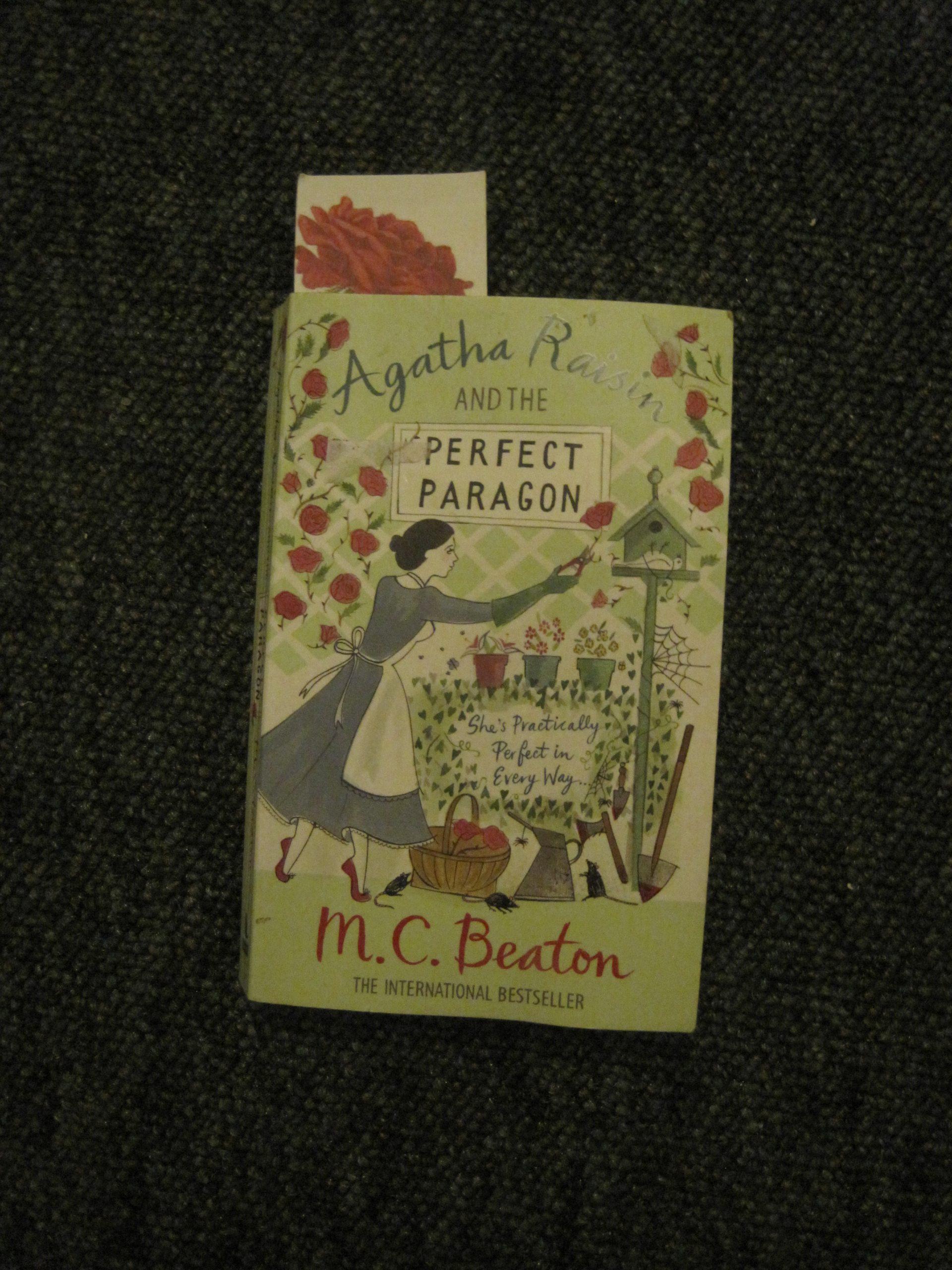 Agatha Raisin and the Perfect Paragon - photo by Juliamaud