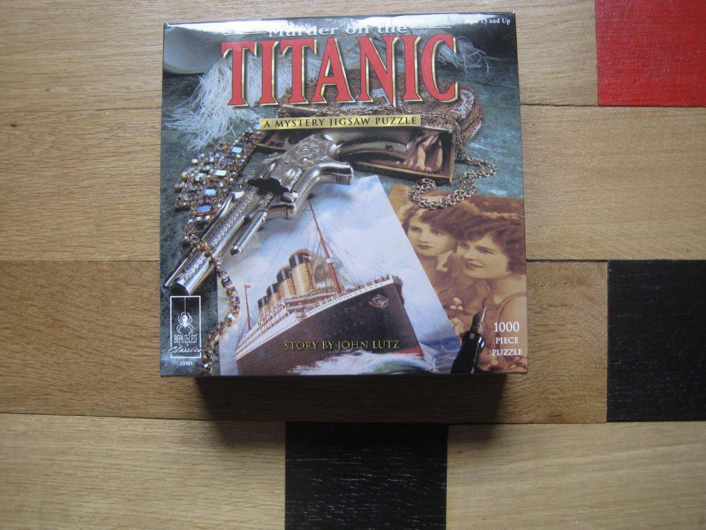 Murder on the Titanic – photo by Juliamaud